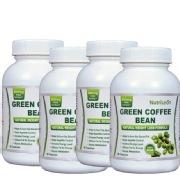 NutriLeon Green Coffee Bean  Pack of 4