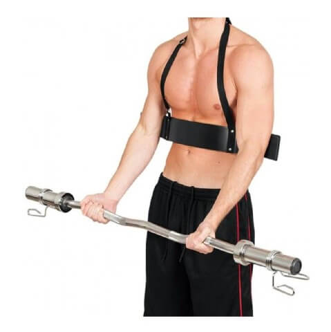 B Fit USA Biceps Bomber (AB7034),  Silver