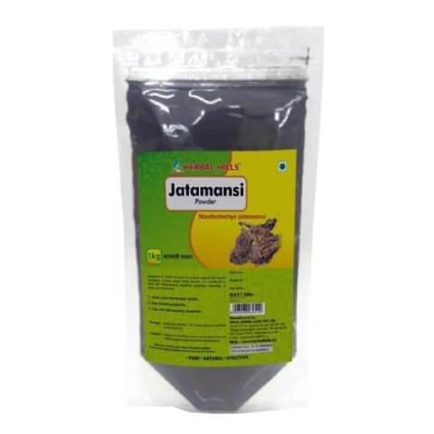 Herbal Hills Jatamansi Powder,  1 kg