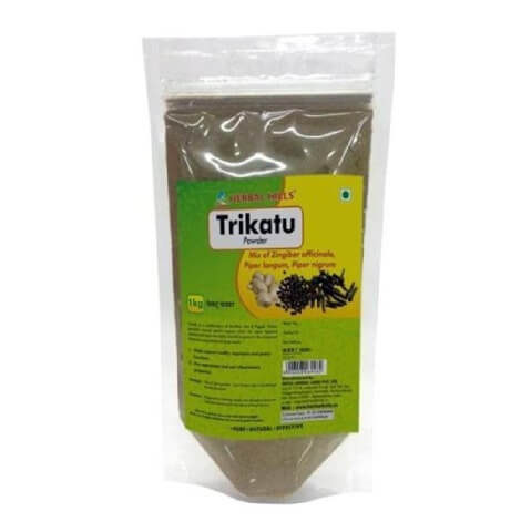 Herbal Hills Trikatu Powder,  1 kg