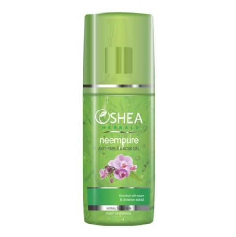 Oshea Herbals Neempure Gel,  50 g  Anti Acne & Pimple