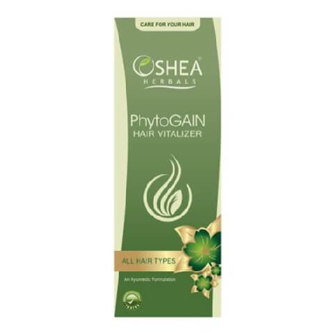 Oshea Herbals Phytogain Hair Vitalizer,  Anti Hair Fall  120 ml