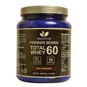 Healthfarm Total Whey 60,  2.65 lb  Rich Chocolate
