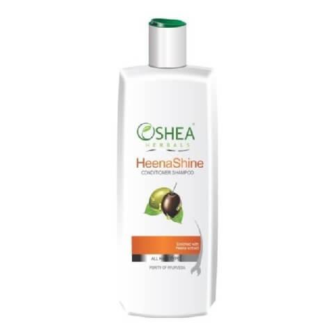 Oshea Herbals Heenashine Conditioner Shampoo,  200 ml  All Hair