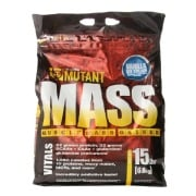 Mutant Mass Gainer,  15 lb  Vanilla Ice Cream