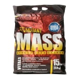 Mutant Mass Gainer,  Vanilla Ice Cream  15 Lb