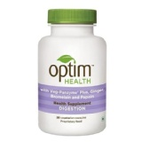 OptimHealth Digestion Health Supplement,  30 Capsules