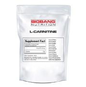 BigBang Nutrition L-Carnitine,  0.22 lb  Unflavoured