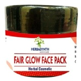 Herbasynth Fair Glow,  300 G  Face Pack