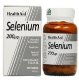 HealthAid Selenium (200 Mcg),  60 chewable tablet(s)