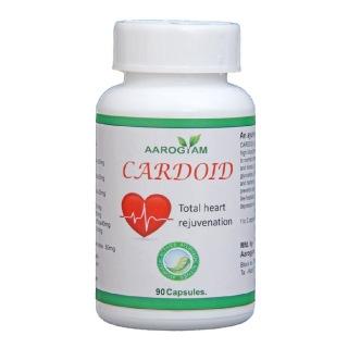 Aarogyam Cardoid,  90 capsules