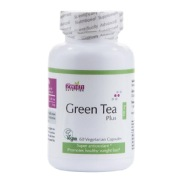 Zenith Nutrition Green Tea Plus (500 mg),  60 capsules  Unflavoured