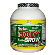 GDYNS Genius Body Grow,  6.6 lb  Vanilla