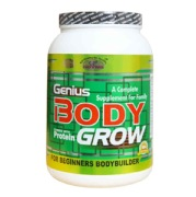 GDYNS Genius Body Grow,  2.2 lb  Banana