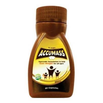 Dr. Juneja's Accumass,  60 capsules