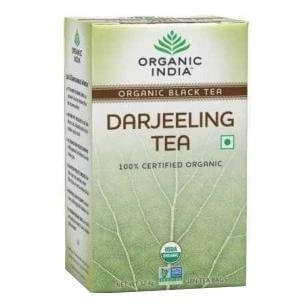 Organic India Darjeeling Tea,  Unflavoured  18 Piece(s)/Pack