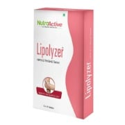 NutroActive Lipolyzer Hips & Thighs,  30 tablet(s)  Unflavoured