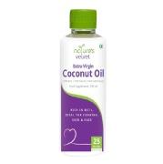 Natures Velvet Extra Virgin Coconut Oil  250 ml