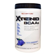 Scivation Xtend BCAA(Intra Workout Catalyst),  0.9 lb  Raspberry Blue