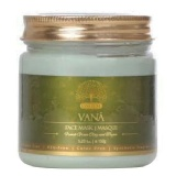 Vana French Green Clay And Thyme Face Mask,  150 G  For All Skin Types
