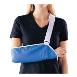 Oppo Medical Arm Sling,  Blue  Small
