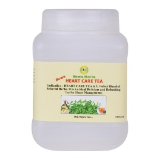 Sewa Herbs Heart Care Tea,  Natural  100 g