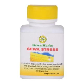 Sewa Herbs Stress,  60 capsules