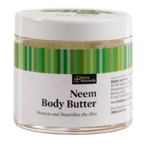 Bipha Neem Body Butter,  75 g  for Protects and Nourishes