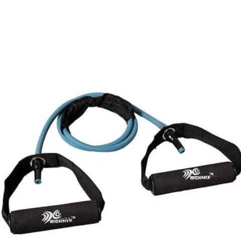 Technix Resistance Tube,  Blue & Black  Free Size