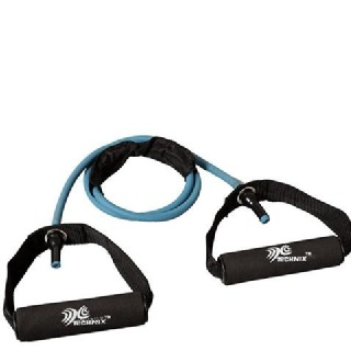 Technix Resistance Tube,  Blue & Black  Free Size