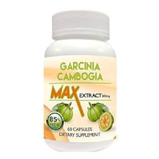 Perennial Lifesciences Garcinia Cambogia Max,  60 veggie capsule(s)