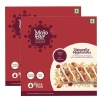 MojoBar Protein Snack Bar - Pack of 2, 6 Piece(s)/Pack Yoghurt Berry