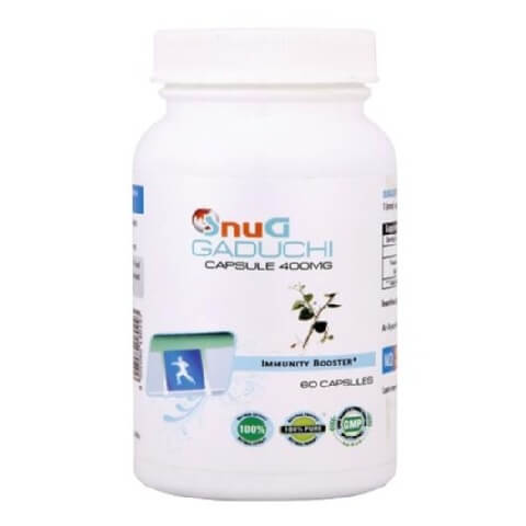 SnuG Gaduchi 400MG,  60 capsules