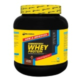 MuscleBlaze Whey Protein,  2.2 Lb  (1 Kg) Rich Milk Chocolate