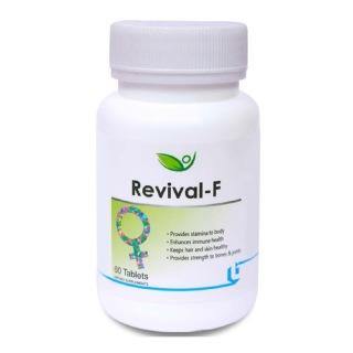 Biotrex Revival - F,  60 tablet(s)