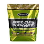 Big Muscle Body Fuel Hardcore,  11 lb  Chocolate