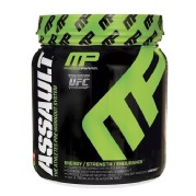 MusclePharm Assault,  0.96 lb  Fruit Punch