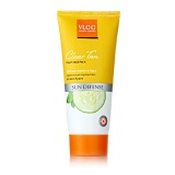 VLCC Clear Tan Fruit Face Pack,  100 G  Sun Defense