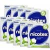 Cipla Nicotex Nicotine Gum (2 mg) - Pack of 9, Mint Plus 9 gummies