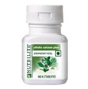 Amway Nutrilite Alfalfa Calcium Plus,  90 tablet(s)  Unflavoured