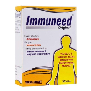 West Coast Immuneed Original,  30 tablet(s)