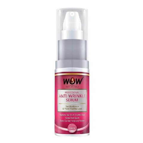 WOW Anti Wrinkle Serum,  50 ml  Anti Wrinkle