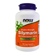 Now Silymarin Milk Thistle Extract (300 mg),  100 capsules