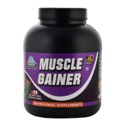 Amaze Muscle Gainer,  6.6 lb  Chocolate