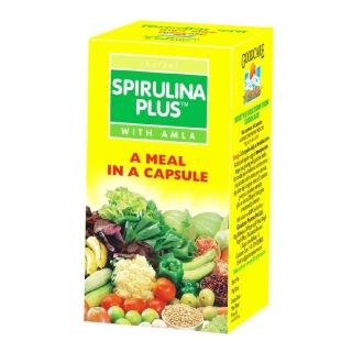 Goodcare Spirulina Plus,  60 capsules