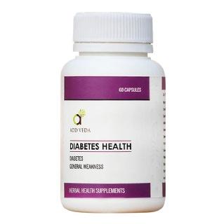 Add Veda Diabetes Health,  60 capsules