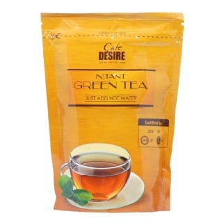 Cafe Desire Instant Green Tea,  200 g  Unflavoured