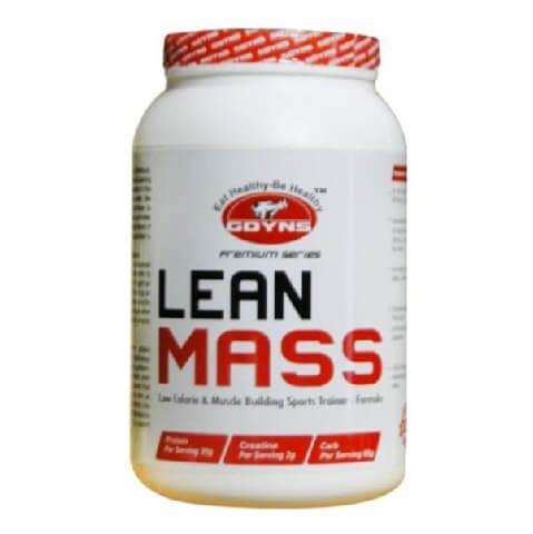 GDYNS Premium Series Lean Mass,  2 lb  Ice-Cream