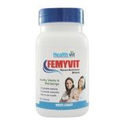 Healthvit AtoZ FEMYVIT Women Multivitamin Minerals,  Unflavoured  60 tablet(s)