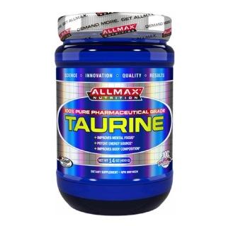 Allmax Taurine Powder,  0.88 lb  Unflavoured
